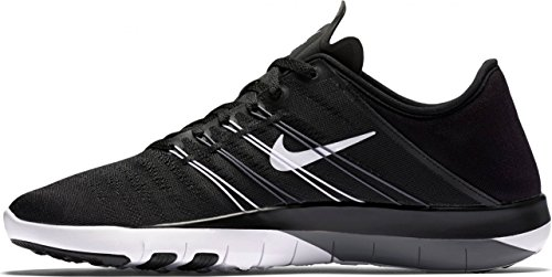 Femme Blanc Trainer Noir Noir Fitness de cool Noir 6 Grey Chaussures Nike Free aYZ1q1
