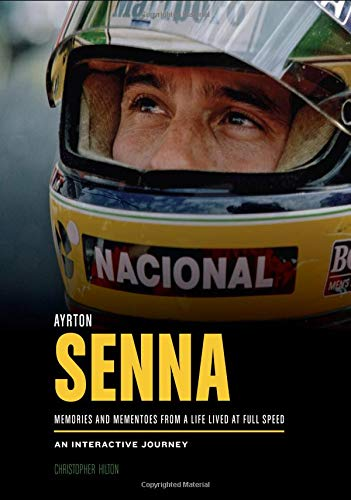 Prix Grand Racing Monaco - Ayrton Senna: Memories and Mementoes From A Life Lived At Full Speed An Interactive Journey