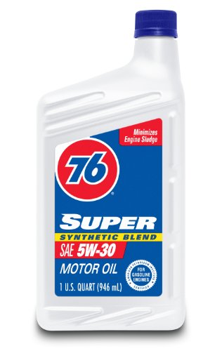 76 super synthetic blend oil - 4