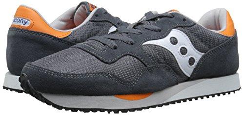 Sneaker Saucony DXN Trainer in suede grau, Herren, grau, 40 EU