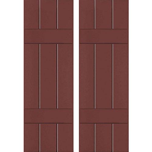 Ekena Millwork CWB12X059CRC Exterior Three Board