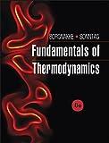 Fundamentals of Thermodynamics 8E