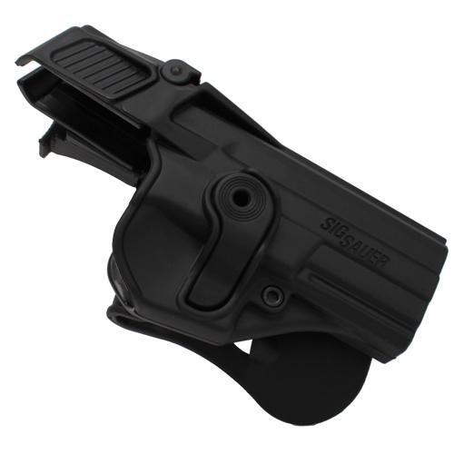 SigTac Retention SP2022 Roto Paddle Level 3 Holster, Black, 9mm