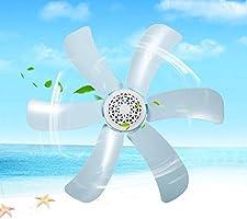 CXJC Mini Ventilador De Techo Eléctrico con Ahorro De Energía 220V ...