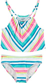 Carter's Girls Two-Piece Swimsuit Two Piece Swim