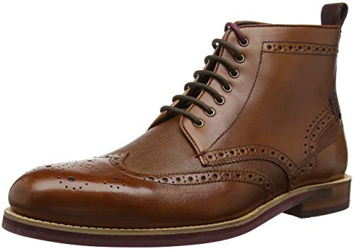 Ted Ted Ted Tan Hjenno Baker Uomo Stivali Classici Tan Marrone frfg0w