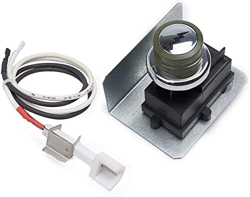 BBQSAVIOR IW47 Igniter Kit Replacement for Weber Spirit 4411411 Spirit 210 2009-2012 E-310 E-320 Weber 67847 Spirit E-210 EP-310 SP-310 EP-320 Gas Grills and 4411001 Spirit 210 E-210 SP-320