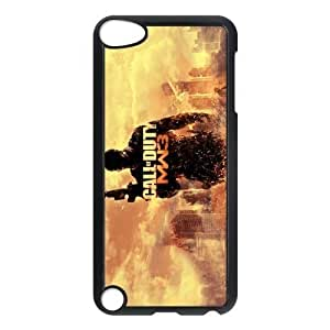 Custom Call Of Duty Back Diy For Touch 4 Case Cover JNIPOD5-569