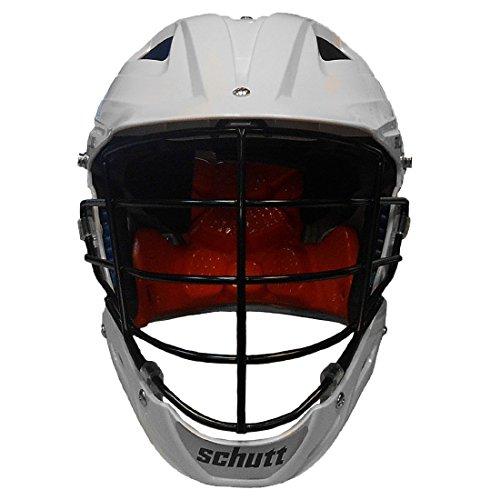 STX Stallion 575 Adult Lacrosse Helmet (Black, X-Large)