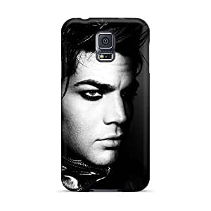 Anti-Scratch Hard Phone Cases For Samsung Galaxy S5 (rAp4053uTNc) Allow Personal Design Beautiful Metallica Band Pictures