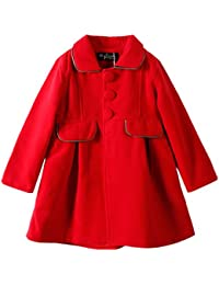 Amazon.com: Red - Dress Coats / Jackets & Coats: Clothing, Shoes ...