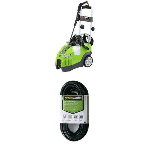 greenworks pressure washer hose - 7