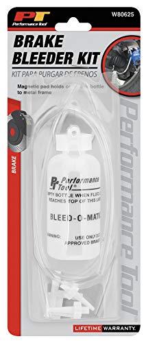 Performance Tool W80625 Brake Bleeder Kit ()