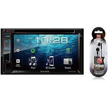 amazon com kenwood 6 2 double din touchscreen dvd cd bluetooth usb rh amazon com kenwood car stereo user manual Kenwood Instruction Manual