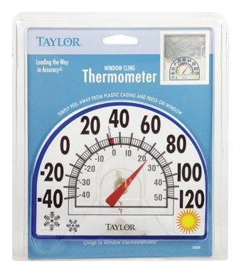 Taylor Window Cling Thermometer 7