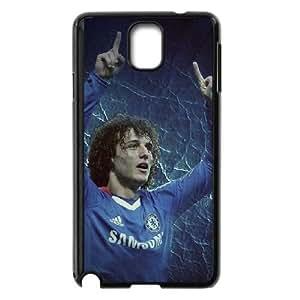 David Luiz Samsung Galaxy Note 3 Cell Phone Case Black 218y-909870