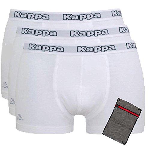 Ziatec X Kappa Lot 3 nbsp;pour Édition Boxers Homme Weiß De IZwx76U