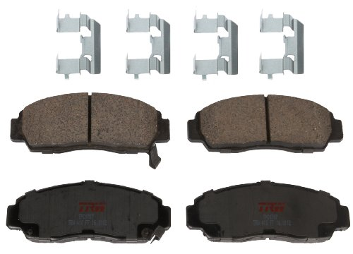 TRW TPC0787 Premium Front Disc Brake Pad Set