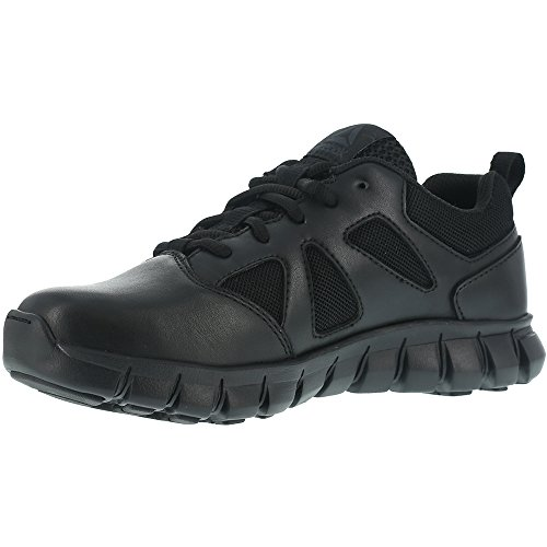 Reebok Women's Sublite Cushion RB815 Military and Tactical Boot, Black, 7 M US by Reebok