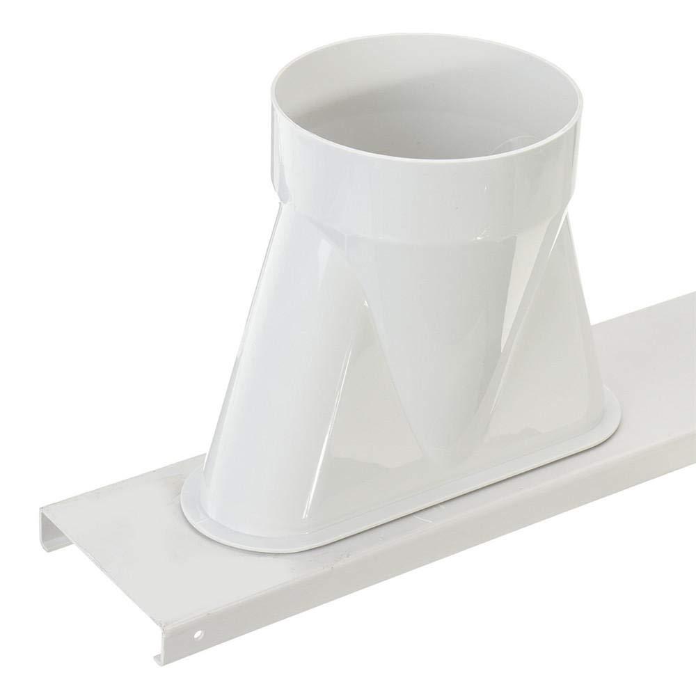 13 cm Sconosciuto Adattatore per Tubo di Scarico da Finestra per condizionatore d/'Aria Portatile