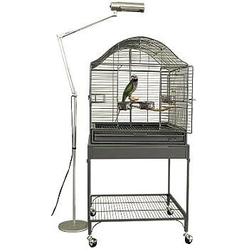 Amazon Com Zoo Med Aviansun Deluxe Floor Pet Lamp Pet