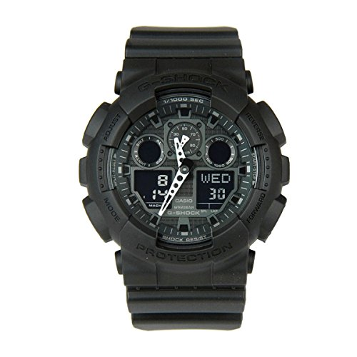 Large Product Image of Casio Men's GA100-1A1 Black