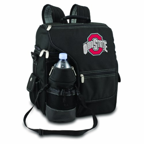 NCAA Ohio State Buckeyes Turismo Insulated Backpack Cooler (Bar Patio Columbus)