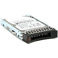 IBM 81Y9670 300 GB 2.5 Internal Hard Drive. 300GB 81Y9670 SAS 15K RPM 2.5IN SFF HOT SWAP HDD F/ SYSTEM X3350 SASHD. SAS 600 - 15000 rpm - Hot Swappable