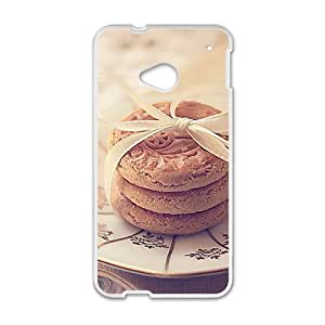 Personalized Creative Cell Phone Case For HTC M7,sweet cookie