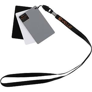 Amazon.com: vello tarjeta de balance de blancos conjunto ...