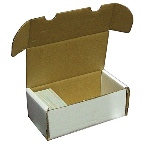 (BCW Storage Box, Holds up to 400 Cards)