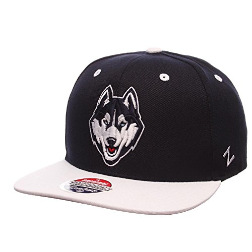 Zephyr Uconn Huskies Official NCAA Z11 Adjustable Hat Cap by 298237