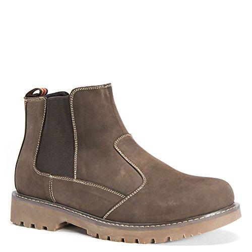 Muk Luks Hommes Blake Chaussures Mode Sneaker Café