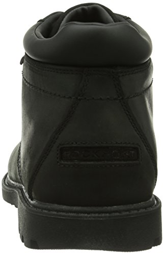 Noir Rockport Waterproof Bucks Ii Classiques Rugged Bottes Homme Black 6qqYxAwn