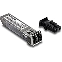 TRENDnet 1000Base- SX Industrial SFP Multi-Mode LC Module (550m- 1,804 Ft),IEE 802.3z, ANSI, Data Rates up to 1.25 Gbps, LC-Type Duplex, Hot-Pluggable, MSA compliant, TI-MGBSX