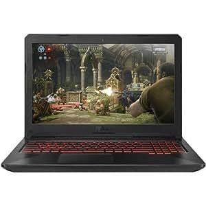 Asus Full HD Notebook Intel core_i7 1000 HDD 8 NVIDIA GeForce GTX 1050 DOS, Siyah