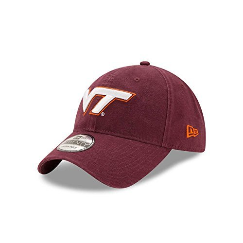 - New Era Virginia Tech Hokies Campus Classic Adjustable Hat - Team Color, One Size