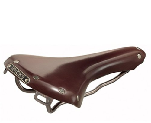 Brooks Saddles B15 Swallow Bicycle Saddle