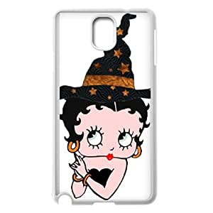 Betty Boop Samsung Galaxy Note 3 Cell Phone Case White Gift pjz003_3197466