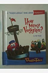 """How Many Veggies? A """"Veggiecational"""" Book About Numbers! (Veggie Tales) Hardcover"""