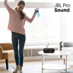 JBL Tuner2 by Harman Portable Bluetooth Speaker with FM Radio, 12 Hours of Playtime, IPX7 Waterproof and LCD Display (5W…