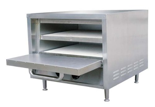 Adcraft Countertop Stackable Pizza Oven, 23 x 25 x 21 inch -- 1 each.
