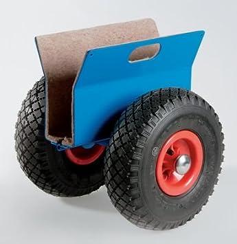 Rouleur porte-panneaux - force 250 kg - pneumatiques - support panneaux 60 – 110 mm - Porte-panneaux Chariot pour