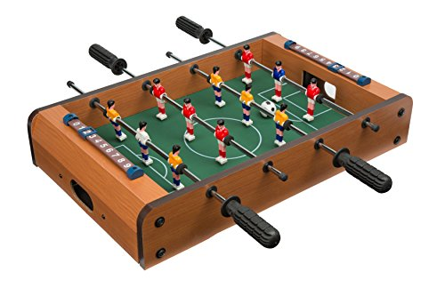 Ideal Premier Foosball Tabletop Game by Ideal (Image #1)