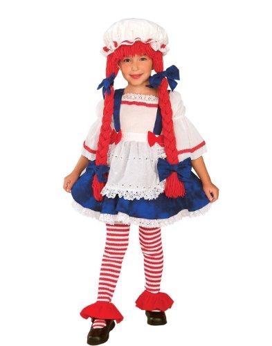 Yarn Babies Girl Ragdoll Costume, Toddler -