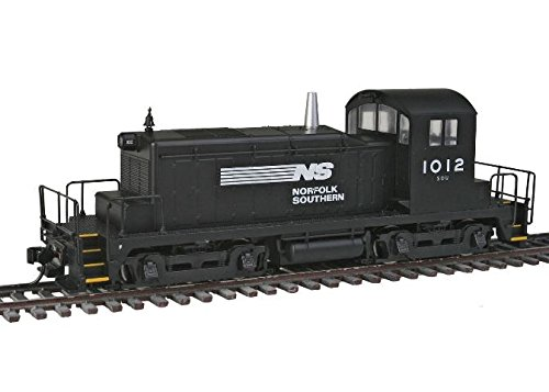Walthers HO Scale EMD SW1 Diesel Locomotive Norfolk Southern/NS #1012