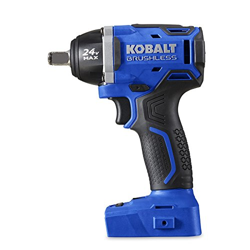Kobalt 24-Volt Max 1 2-in Drive Cordless Impact Wrench