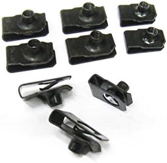 Moto-777 Complete Black Bolt Kit Body Screws for Yamaha YZF600R 1996-2007 1999 2000 2001 2002 2003 2004 2005 2006