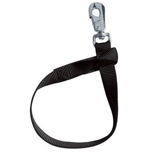 Bucket Strap - Weaver Leather TRV154690 1x22 NYL Bucket Strap, Black