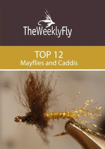 The Top 12 Mayflies and Caddis Vol. 1 (Cdc Parachute)